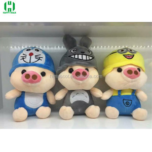 HI EN71 Wholesale plush pig toy, plush pig, custom plush toy for sale