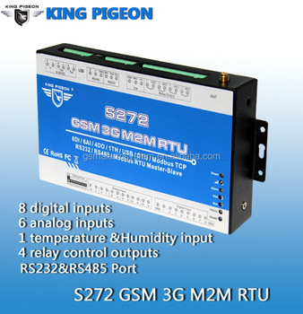Modbus Rtu Module S272 With Rs485 Can Be Used As Modbus Rtu Slave - Buy  Modbus Rtu Module,Modbus Rtu Slave,Modbus Rtu Product on Alibaba com