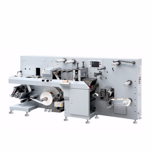 DBGS320 Type High Speed Jumbo Roll PP Die Cutting Machinery