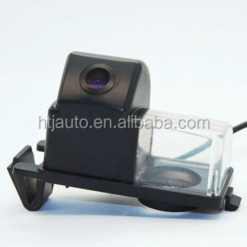Specialized 170 degree hidden rear view car camera for Nissann
