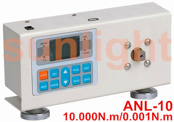 Digital Torsion Gauge Torque Meter 10N.M ANL-10