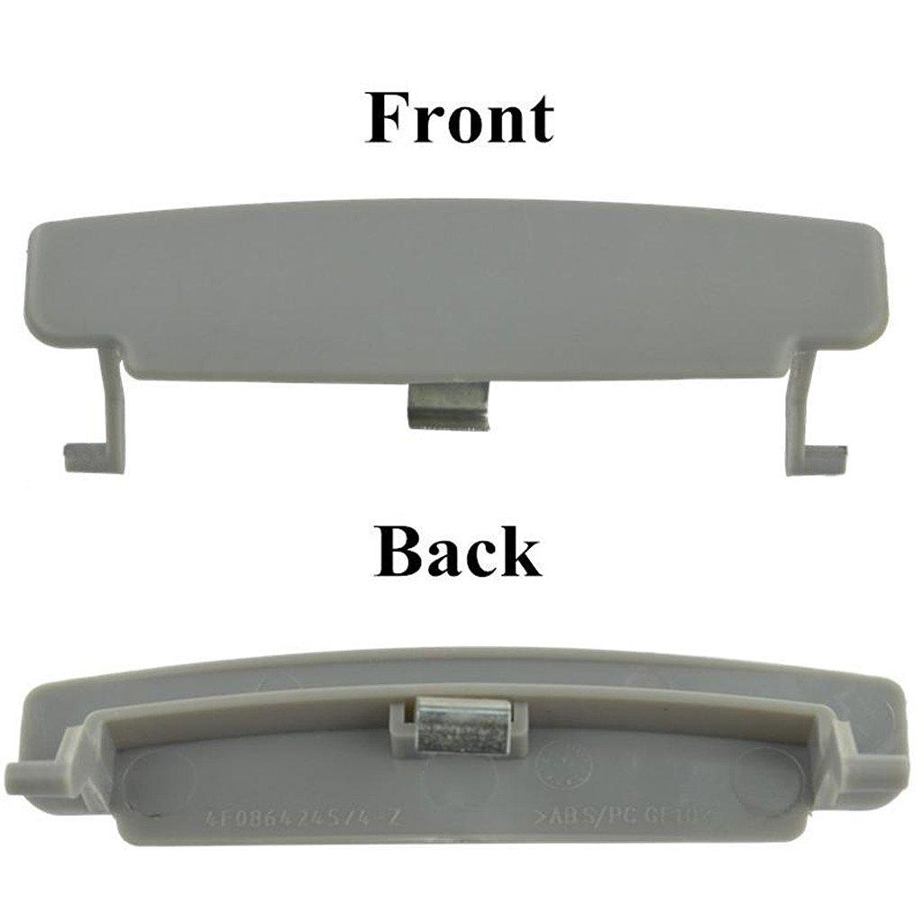 Buy Beige Black Grey Center Console Lid Armrest Cover Case