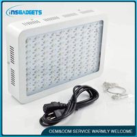 Led 1000w bloom grow lights ,h0tu7 double chip plant grow led light for sale
