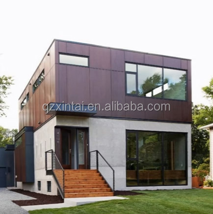 Modular container house and hotel sale