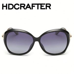 29d92b9afda 2016 Designer Brand Women Polarized Sunglasses