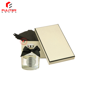 High quality elegant paper packaging reed diffuser box