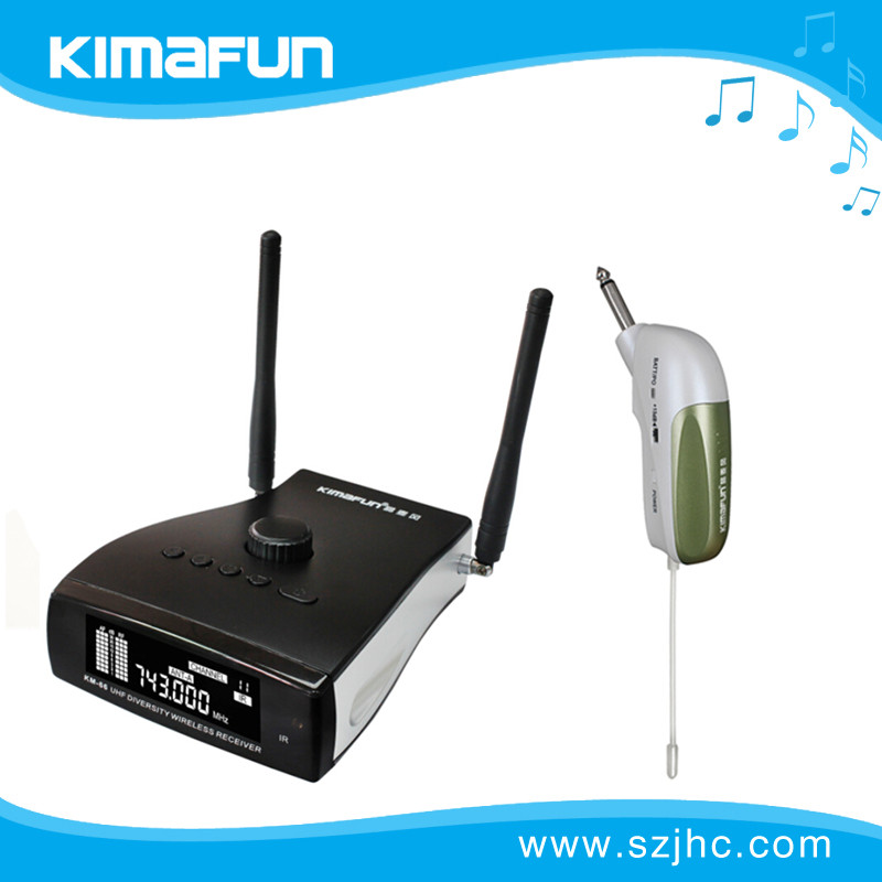 High quality factory manufacturing mini wireless drum mics KM-66