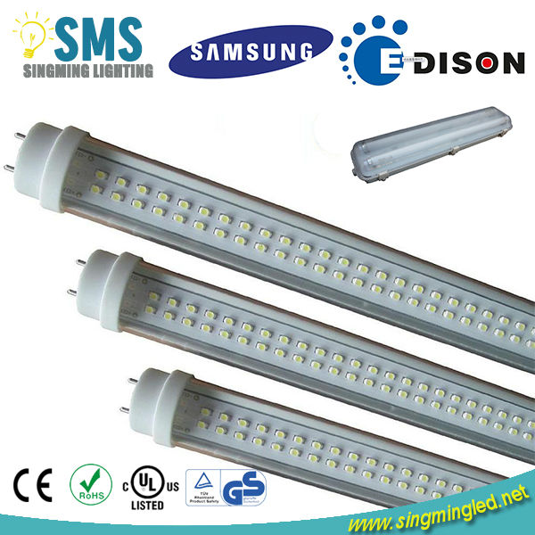 High Lumen 0 6m 0 9m 1 2m Tubo Fluorescente A Led T8 Neon Attacco G13 Neon Buy Tubo Fluorescente A Led T8 Neon Attacco G13 Neon Product On
