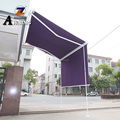 adjustable electric outdoor awning