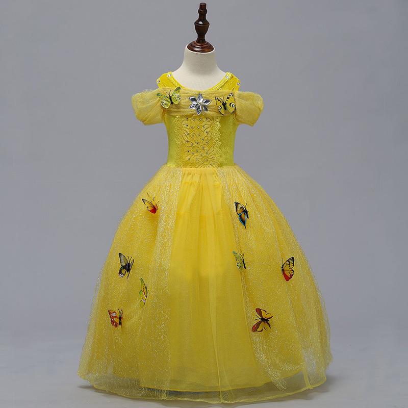 ファッション子供レースウェディングで弓バックプリンセス服パーティードレス写真ヨーロッパスタイルスーツ夏ドレス王子