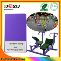 Color of paint for fitness equipment