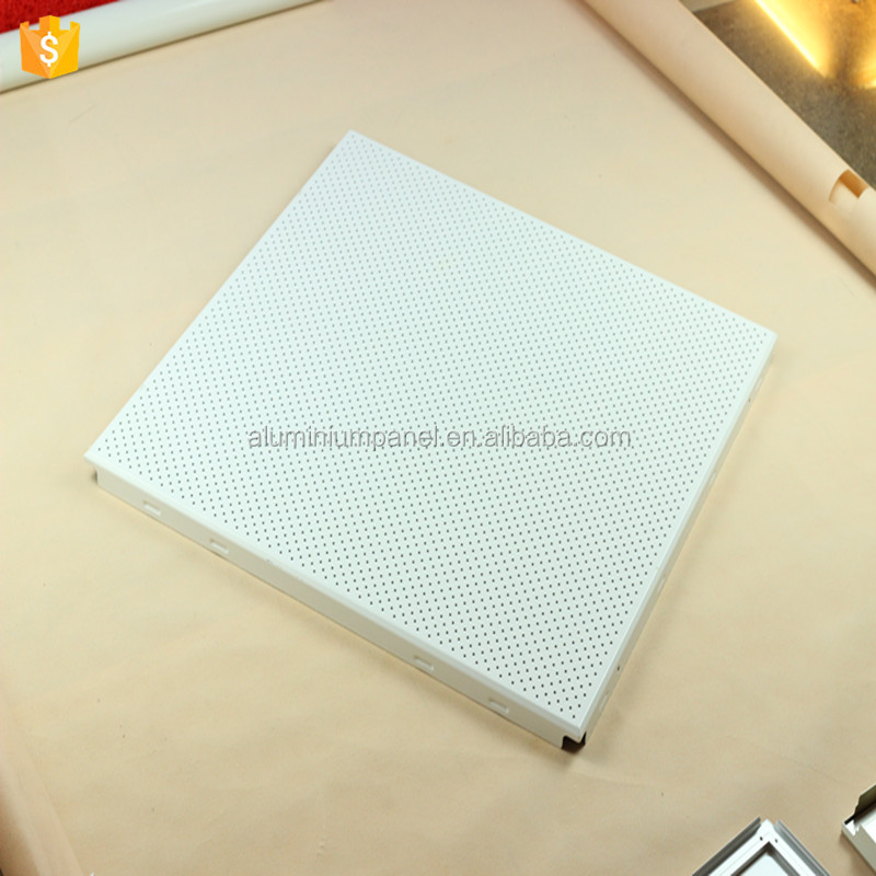 High Quality pin hole ceiling board