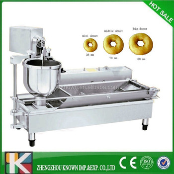 Hot Stainless Steel Cake Auto Donut Machinemulti Function Donut