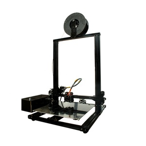 R3D Wholesale Price DIY 3D Printer Kit One Year Warranty Large 3D Printer Support PLA ABS TPU PETG Filament