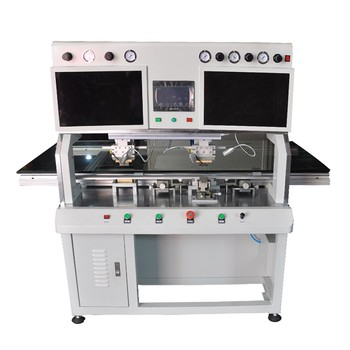 Laptop TV lcd-scherm panel reparatie machine COF COG TAB ACF LCD bonding machine