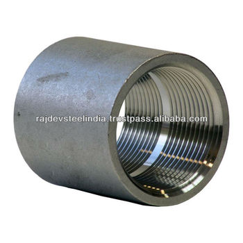 High Pressure Pipe Fitting - Coupling Thread End - Buy High Pressure Pipe  Fitting - Coupling Thread End,Female Threaded Pipe Fitting,All Thread Pipe