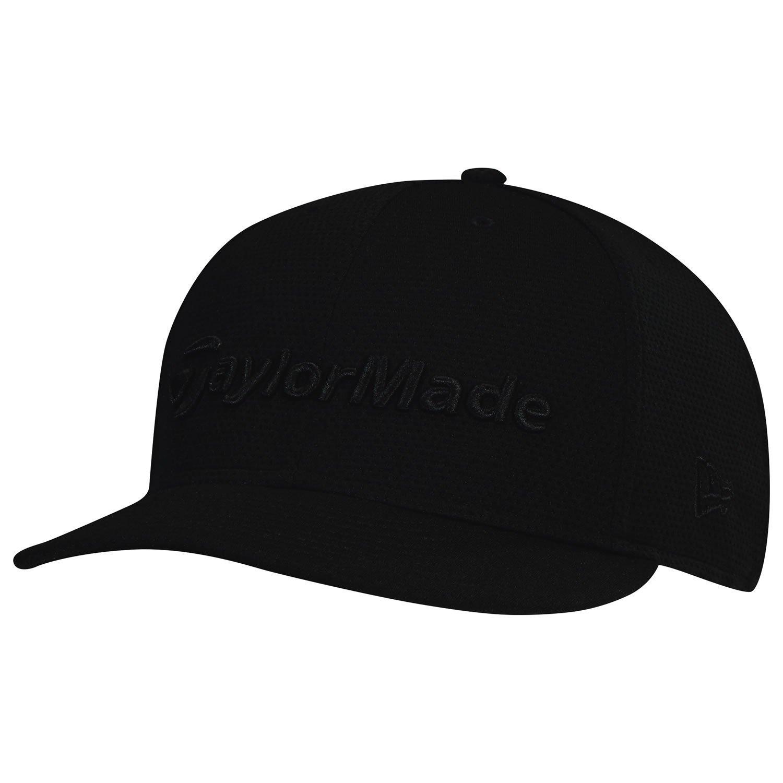 TaylorMade 2017 Performance New Era Tour 9Fifty Flat Bill Hat Structured Mens Snapback Golf Cap
