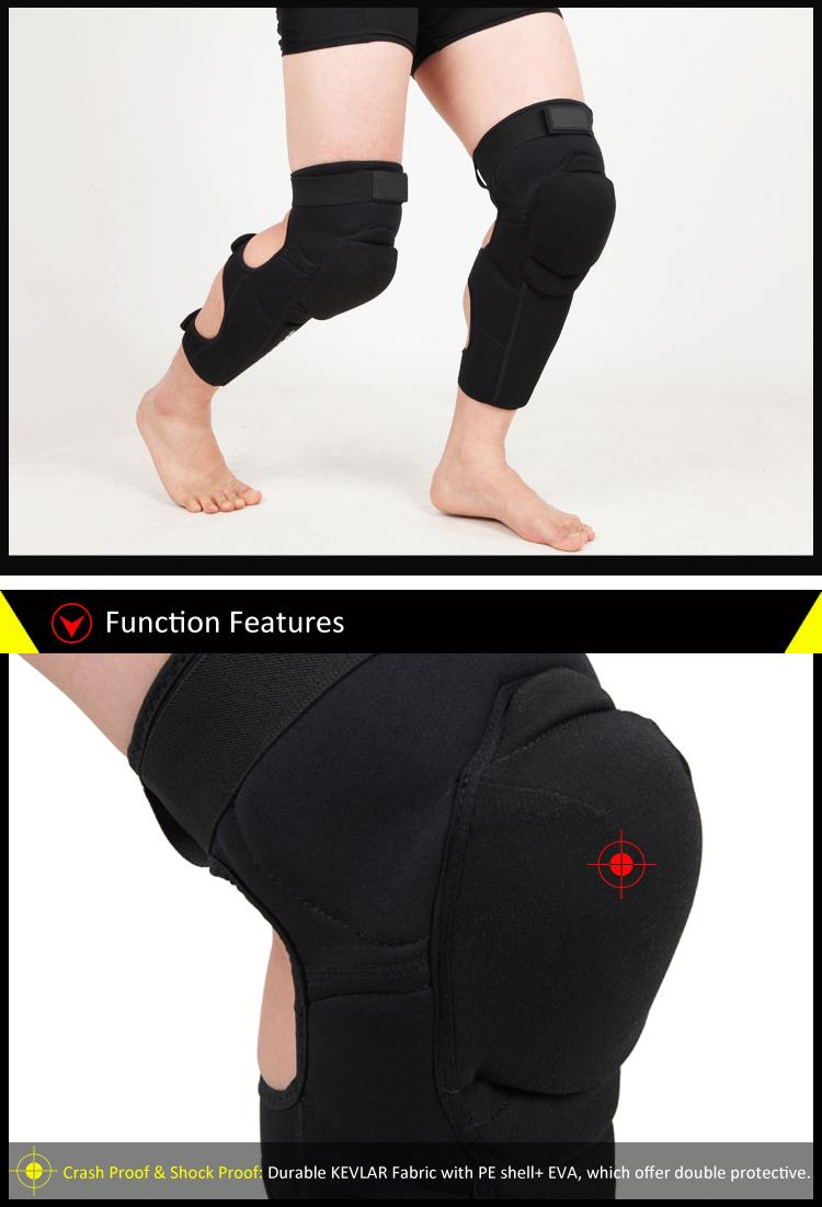 durable lengthen knee pads 13