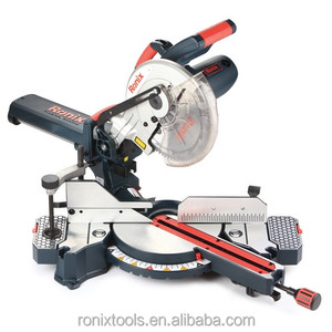 Ronix 2000W 254mm Sliding Compound Electric Mitre Saw Model 5325