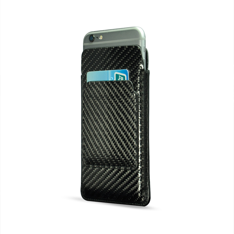 Card Holder Attach To The Back Of Smart Phone, Card Holder Attach To ...