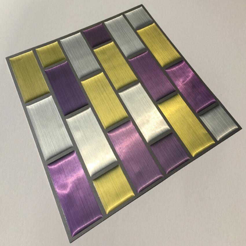 for Mosaico adesivo 3d
