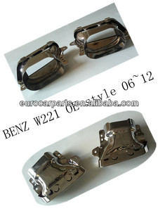 muffler tips for BENZ S-CLASS W221 OE style 06~12