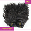 alibaba hot selling quality 7A grade romantic angel hair extension