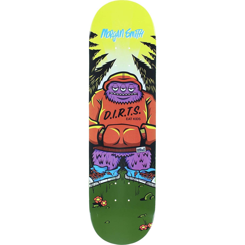 "Blind Morgan Smith Resin 7 D.I.R.T.S Skateboard Deck - 8.25"" x 31.7"""