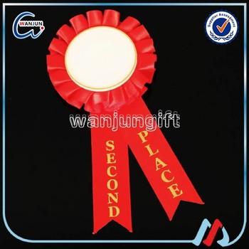 rosettes ribbons awards printable award ribbons handmade award