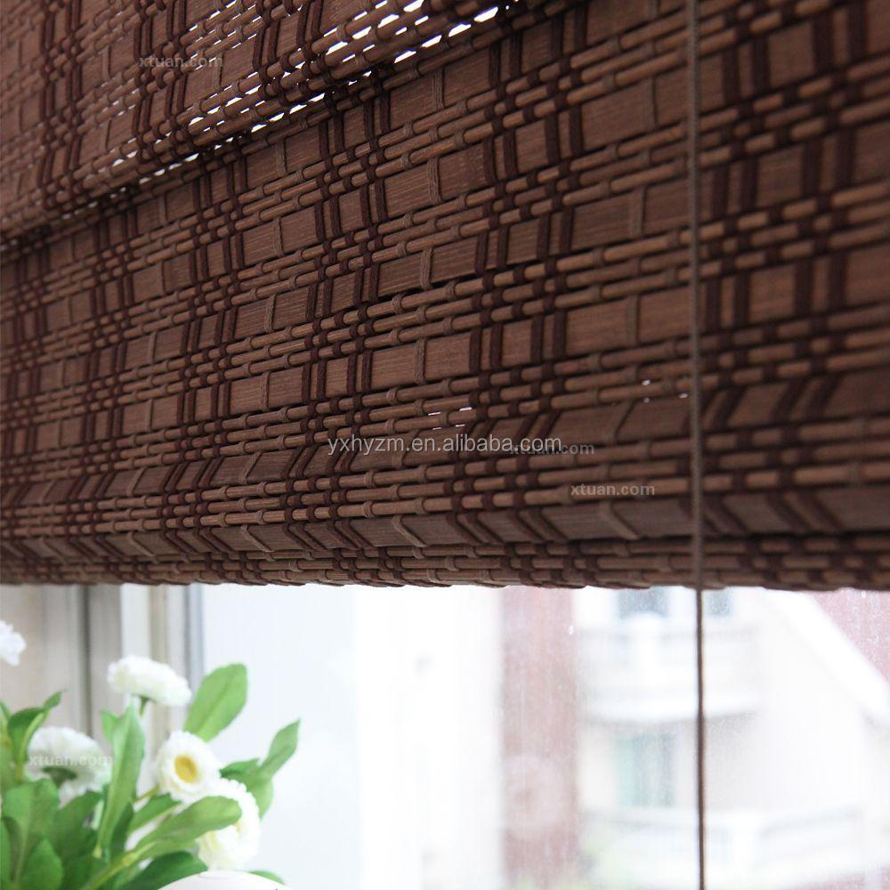 Beautiful and good quality roll-up bamboo curtain/ Bamboo blind/ Bamboo Blinds