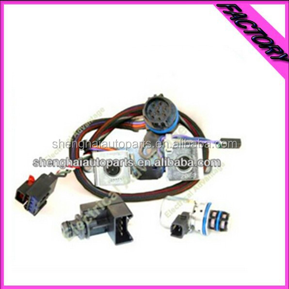 Overdrive & Lock-Up Automatic transmission master solenoid kit for A500 42RE 44RE A518