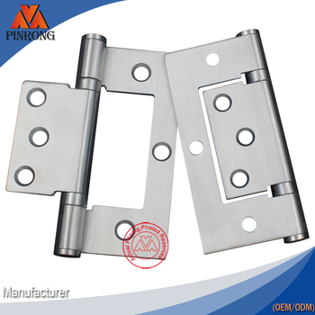 Superbe 4x3 Hot Sell Stainless Steel Two Ball Bearing Bulk Door Hinges Without  Drilling
