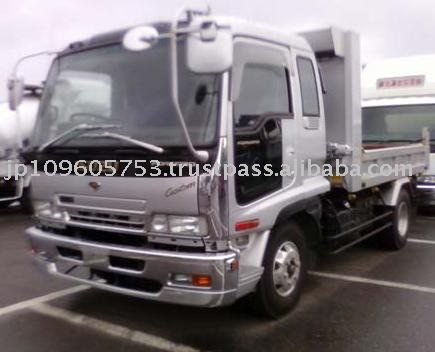7c6945724d Japanese Used Trucks Isuzu Forward 4t Dump Truck 2007 - Buy ...