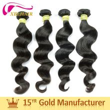 XBL factory various styles high temperature sterilized 7A Brazilian loose wave