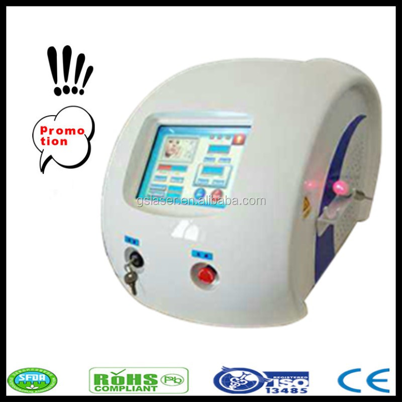Qing Hui 980nm symptoms of varicose veins treatment machine with rapidly effect