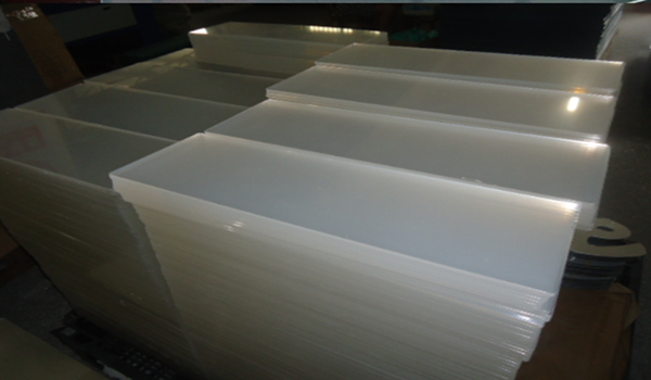 Flexible Bendable Plastic Sheets1.5mm Extruded Clear Plexiglass ...