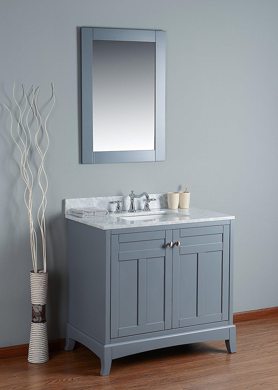 Cheap Bathroom Vanity White Marble Top, find Bathroom Vanity White ...