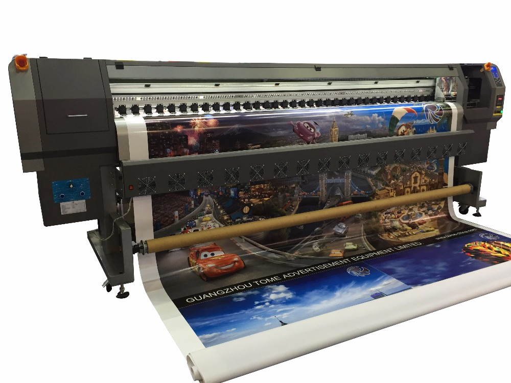 China Allwin High Resolution Stable M Dx Printhead Panaflex - Vinyl decal printing machine