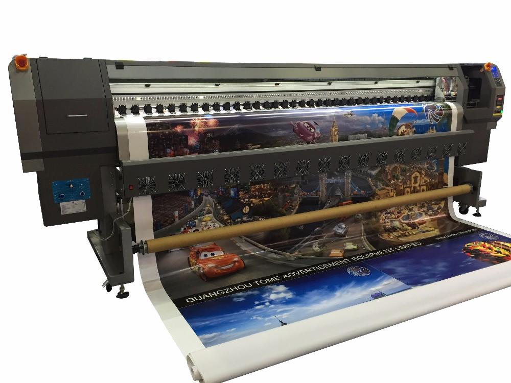 China Allwin High Resolution Stable M Dx Printhead Panaflex - Vinyl decal printing machine
