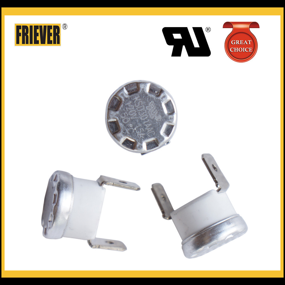 FRIEVER Other Home Appliance Parts Thermostat KSD-301