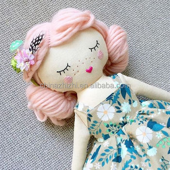 Amazon Echo Dot Hot Sale Rag Doll Knit Doll Plush Stuffed Toys Toys