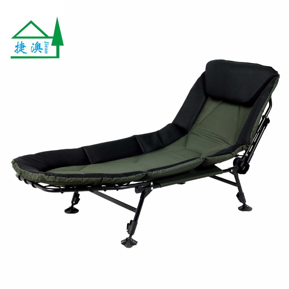 JAT 018C camp cot fishing bed fishing bivvy cot bedchair
