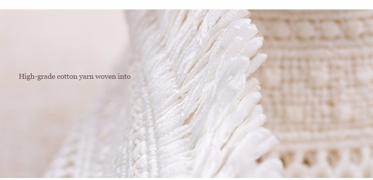 Ployester Milky Yarn Chemical Lace Fabric Material Textile designer