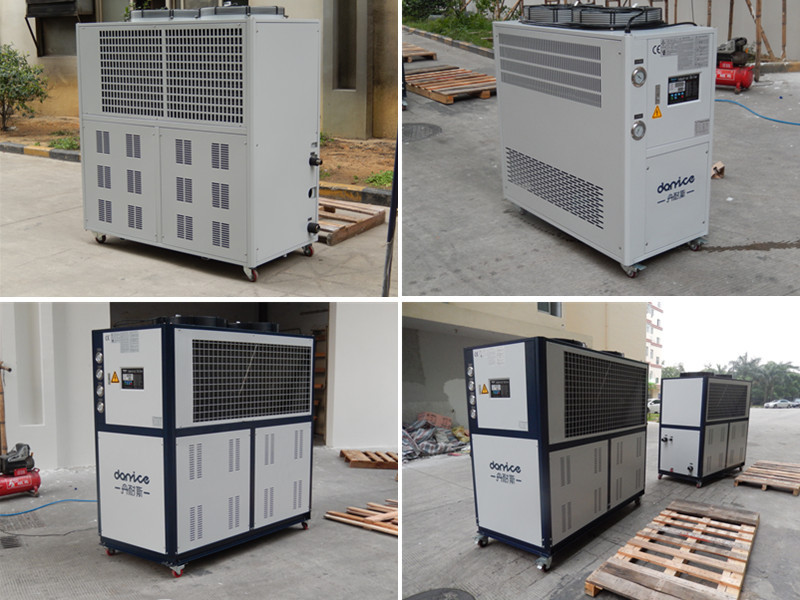 Chilers Air To Water Chiller Air Cooler Economic Chiller China ...