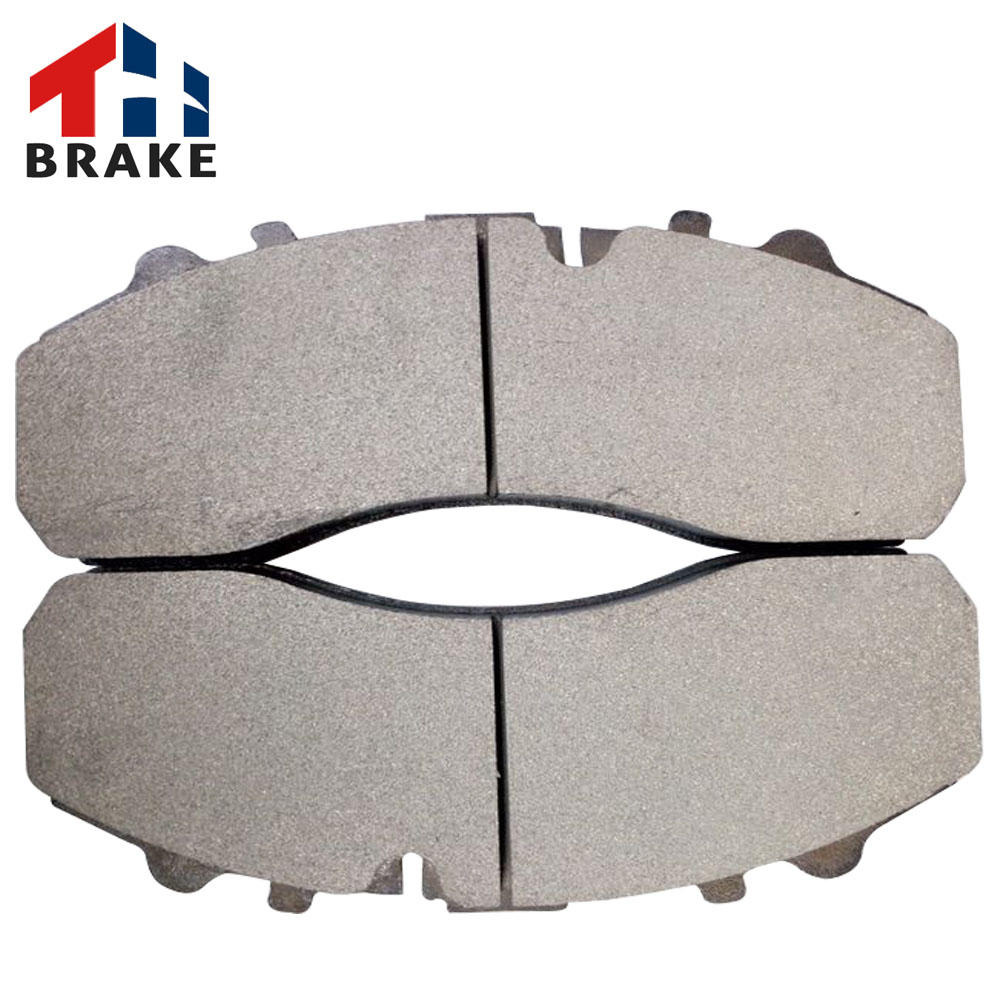 Brake Pad Backing Plate WVA 29087 For Tuck