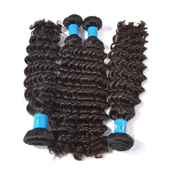 Cheap 10A brazilian tight curly human hair 3 bundles,big discount curly hair weave bundles online,no shed kinky curly hair weft