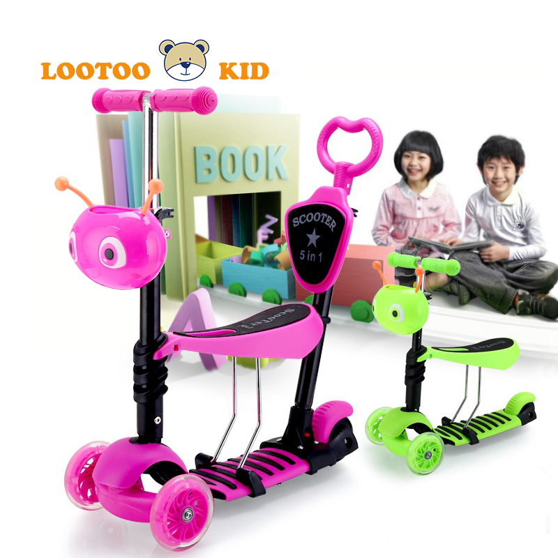 Alibaba trade assurance china factory wholesale high quality kids kick trikke cheap pro scooters