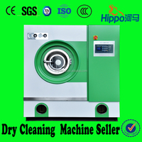 Hippo 10kg oil dry cleaner machine for sale
