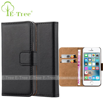 For apple iphone 5s case leather back cover, leather phone case for iphone 5 se leather