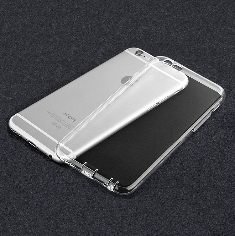 DFIFAN Case for iphone 6s Mobile Phone, Clear TPU Mobile Phone Case for Apple iphone 6s Transparent Back Cover for cell phone